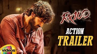 RX 100 Movie ACTION TRAILER | Kartikeya | Payal Rajput | Rao Ramesh | #RX100Trailer | Mango Videos - MANGOVIDEOS