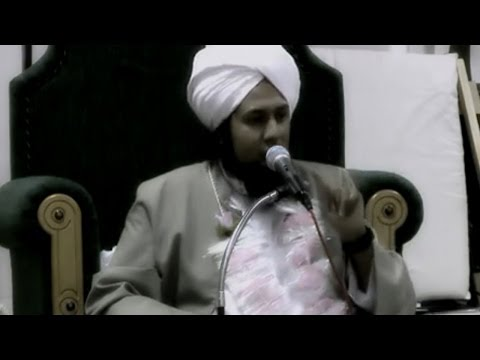 Imam Khalid Hussain Talking About Qaseedah Burdah Sharif