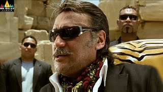 Shakti Movie Scenes | Jackie Shroff Deal With Pooja | Latest Telugu Movie Scenes - SRIBALAJIMOVIES