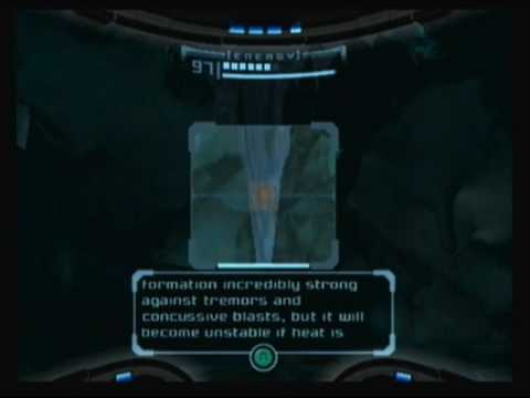 Metroid Prime Walkthrough Part 41-Gravity Suit