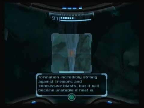Metroid Prime Walkthrough Part 41-Gravity Suit