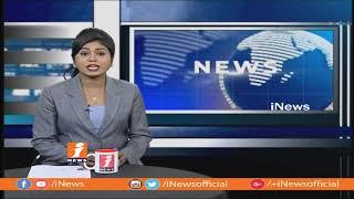 CM Chandrababu Naidu Reaches Delhi | Meets With Congress Leader Ghulam nabi Azad | iNews - INEWS