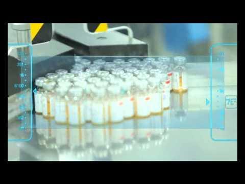 Produksi Vaksin Hepatitis B di Biofarma