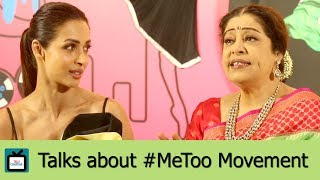 Malaika Arora Khan and Kirron Kher show their support for #MeToo Moment | TellyChakkar - TELLYCHAKKAR