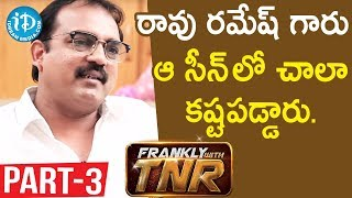Director Koratala Siva Interview Part #3 || Frankly With TNR || Talking Movies With iDream - IDREAMMOVIES