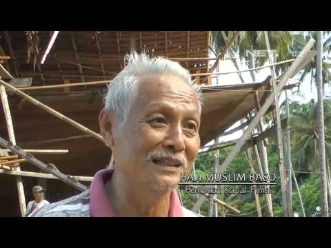 NET5 - Peradapan budaya Indonesia Kapal tangguh suku bugis