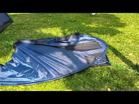 Cách dựng lều outwwell dành cho 4 người