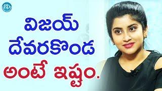 I Like Vijay Deverakonda - Manisha Raj || #2Countries || Talking Movies With iDream - IDREAMMOVIES