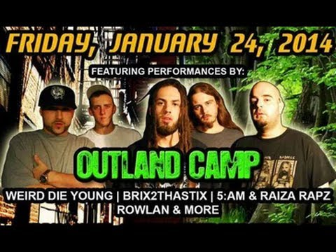 Outland Camp Live in Worcester #KILLYOURIDOLS