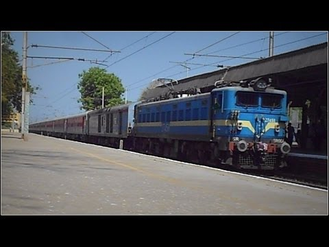 Indian Railways : Patna Bangalore PREMIUM Express