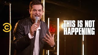 Michael Kosta - The Special Plate - This Is Not Happening - Uncensored - Extended - COMEDYCENTRAL