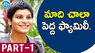 Costume Designer Niharika Reddy Interview - Part #1 || Frankly With TNR - IDREAMMOVIES