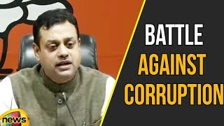 Sambit Patra Says its was a Big Victory in Battle against Corruption initiated by Modi Dispensation - MANGONEWS