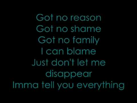 Secrets - OneRepublic (lyrics on screen)