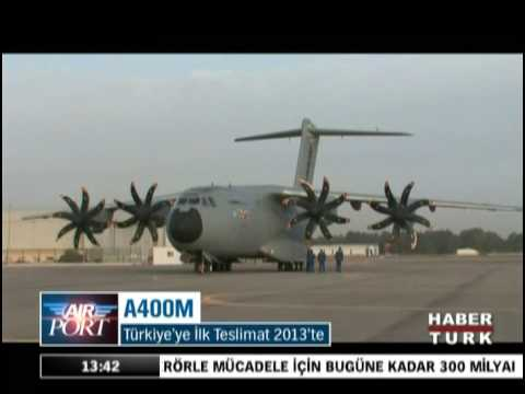 Airbus A400M Military Transport Aircraft