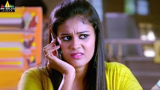 Lovers Movie Comedy | Chandini and Sai Talking with Their Friends | Latest Telugu Comedy Scenes - SRIBALAJIMOVIES