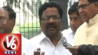 AP will Become a Desert - Julakanti Srinivas on Krishna Water Tribunal Justice - V6NEWSTELUGU