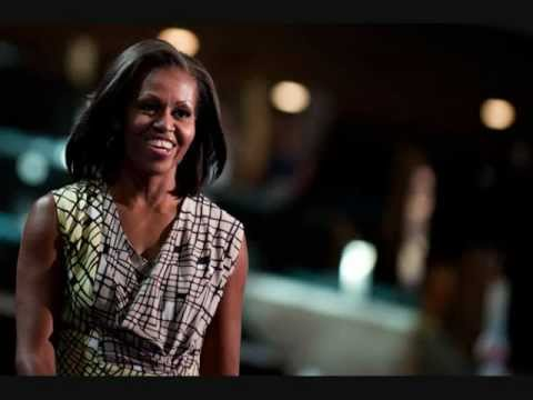 Nicole Wray - Ms America w/ Michelle Obama Pictures