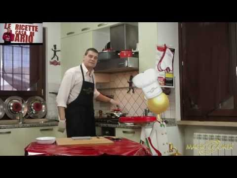 Castagne arrosto preparate da Dario con Magic cooker 183