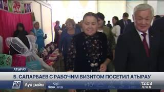 Нам нужно увеличивать число волонтеров – Сапарбаев