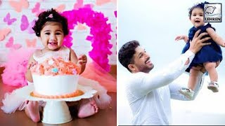 Allu Arjun Debuts On Instagram With His Daughter - LEHRENTELUGU