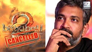 SS Rajamouli CANCELED 'Baahubali 2' Premiere - LEHRENTELUGU