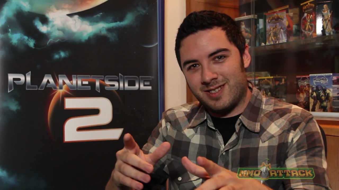 PlanetSide 2 Developer Interview - Adam Clegg