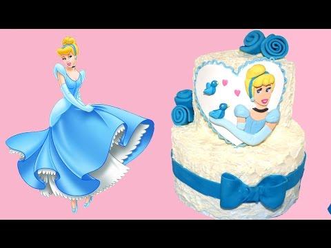 Torta de Cenicienta. Cinderella cake