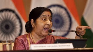 39 Indians killed in Iraq: Kept no one in dark, says Sushma - TIMESOFINDIACHANNEL