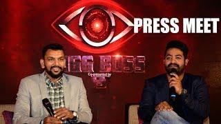 NTR's Bigg Boss Telugu Press Meet || #BiggBossTelugu || #BiggBossNTR || NTR's Big Boss || #BiggBoss - IGTELUGU