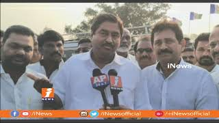 YSRCP Leader Dharmana Prasada Rao Reacts On YS Jagan Praja Sankalpa Yatra Ends In Ichapuram | iNews - INEWS