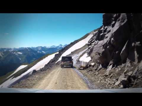Project Alpine Loop 2014: Ouray to Engineer Pass