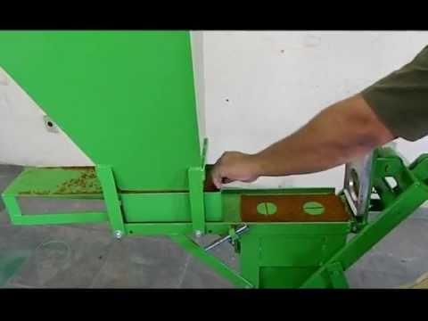 Maquina ou Prensa de tijolo ecologico
