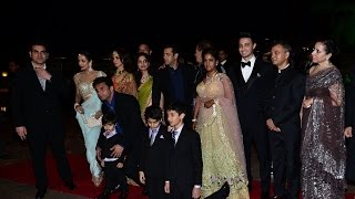 Watch Salman's sister Arpita's reception - Inside Video - IANSINDIA