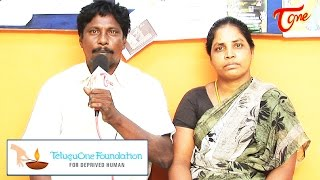 TeluguOne Foundation | Naidu Jayalakshmi | Bone Fracture Treatment - TELUGUONE