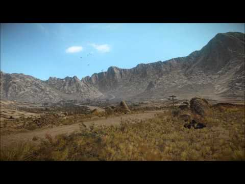 Cryengine 3  - Wild West Test level - 3dcraig.com