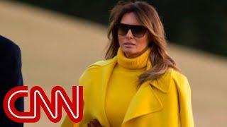 Melania Trump silent amid Stormy Daniels saga - CNN