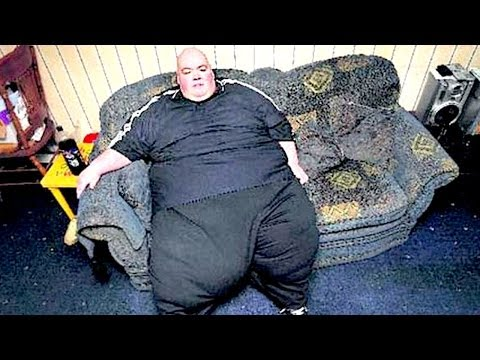 Man Tries To Be World's Fattest Man For Fame , Now Dying - Barry Austin