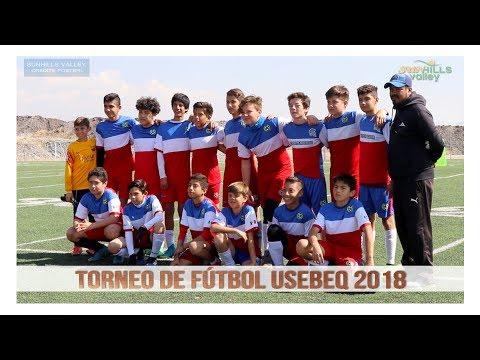 Torneo de Fútbol USEBEQ 2018