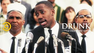 Drunk History - Martin Luther King Jr. vs. J. Edgar Hoover - COMEDYCENTRAL