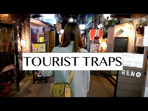 Tokyo Tourist Traps | Tips For Travel In Japan