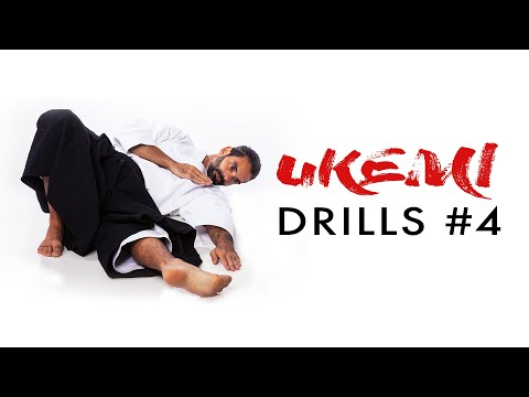 How to do a forward roll in Aikido (Mae Ukemi)