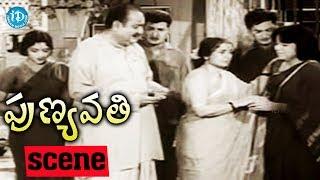 Punyavathi Movie Scenes - Climax Scene || NTR || Sobhan Babu || Krishna Kumari - IDREAMMOVIES