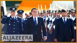 🇧🇷🇨🇱 Bolsonaro in Chile: Brazilian leader sparks controversy | Al Jazeera English - ALJAZEERAENGLISH
