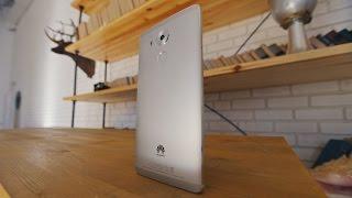 Обзор Huawei Mate 8