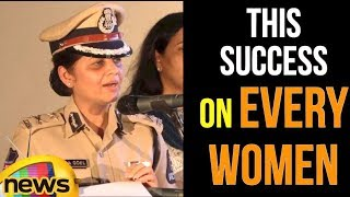 BHAROSA 2nd Anniversary | Shikha Goel IPS Crimes Speech | Mango News - MANGONEWS