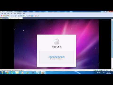 [Tutorial] How To Install Mac OS X Snow Leopard In VMware On PC From Scratch [Download Link] -CFS0ERyAU3s