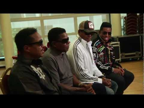 The Jacksons Unity Tour - OFFICIAL PROMO