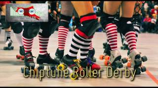 Royalty Free :Chiptune Roller Derby