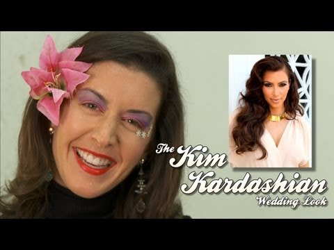 Michelle Fan's Makeup Tips - Kim Kardashian Wedding Makeup Tutorial